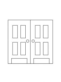 Door-coloring-pages-5