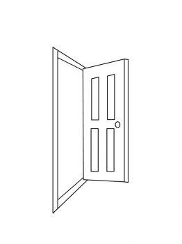 Door-coloring-pages-6