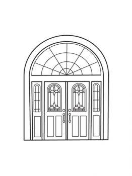 Door-coloring-pages-7