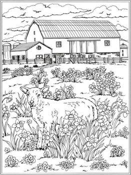 Farm-coloring-pages-3