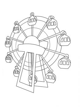 Ferris-Wheel-coloring-pages-2