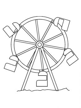 Ferris-Wheel-coloring-pages-3
