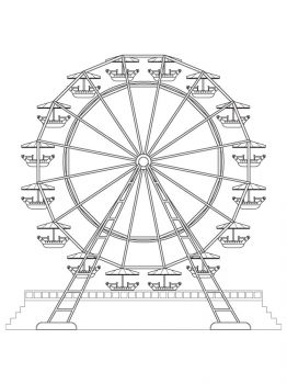Ferris-Wheel-coloring-pages-9