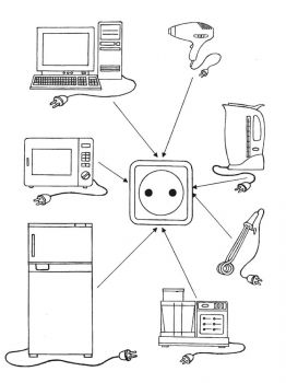 Home-Appliances-coloring-pages-3