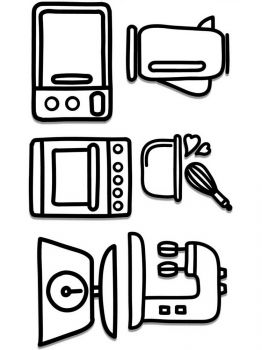 Home-Appliances-coloring-pages-6