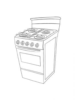 Home-Appliances-coloring-pages-7
