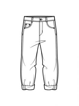 Jeans-coloring-pages-3