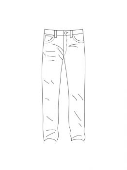 Jeans-coloring-pages-7