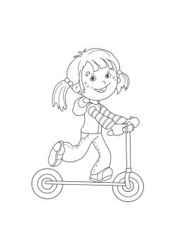 Kick-Scooter-coloring-pages-19