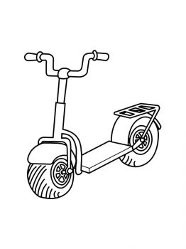 Kick-Scooter-coloring-pages-7