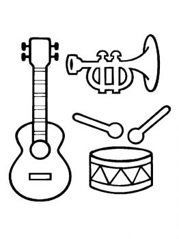Musical-Instruments-coloring-pages-21