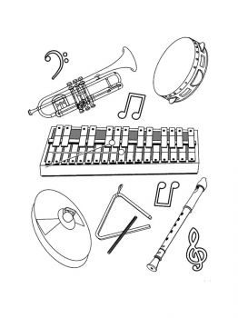 Musical-Instruments-coloring-pages-27