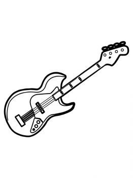 Musical-Instruments-coloring-pages-4