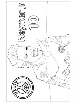Neymar-coloring-pages-3