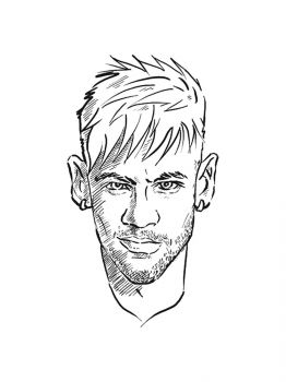 Neymar-coloring-pages-5