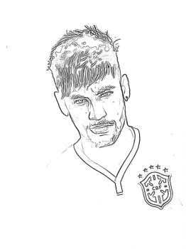 Neymar-coloring-pages-8