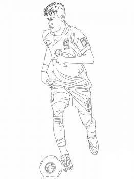 Neymar-coloring-pages-9