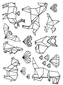 Origami-coloring-pages-16