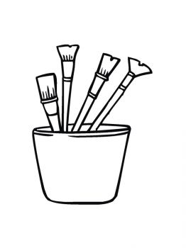 Paintbrush-coloring-pages-1
