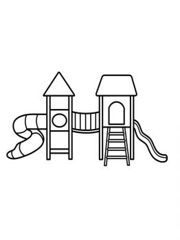 Playground-coloring-pages-12