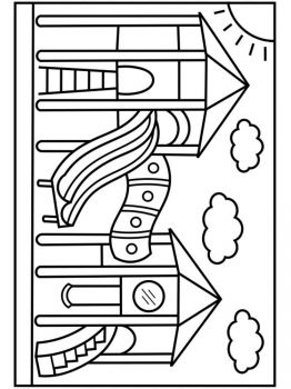 Playground-coloring-pages-13