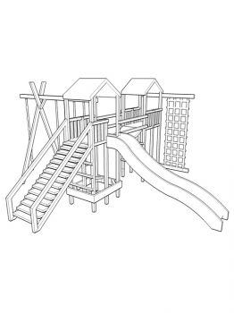 Playground-coloring-pages-14