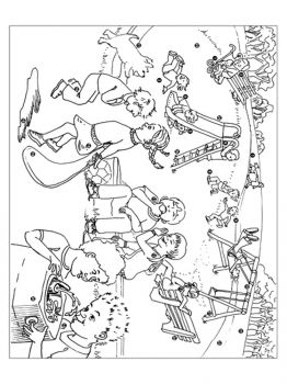 Playground-coloring-pages-2