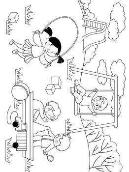 Playground-coloring-pages-24