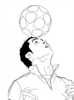 Ronaldo-coloring-pages-7