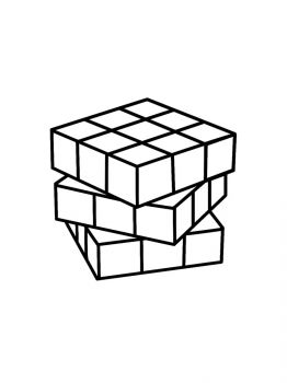 Rubiks-Cube-coloring-pages-11