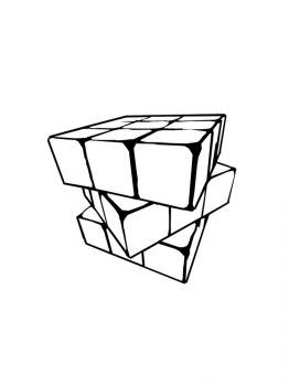 Rubiks-Cube-coloring-pages-3