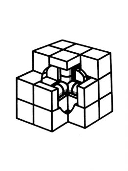 Rubiks-Cube-coloring-pages-4