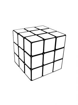 Rubiks-Cube-coloring-pages-7