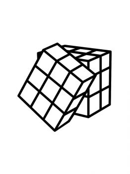 Rubiks-Cube-coloring-pages-9
