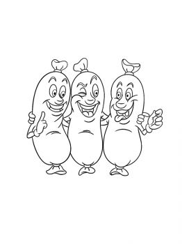 Sausages-coloring-pages-11