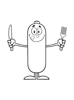 Sausages-coloring-pages-9