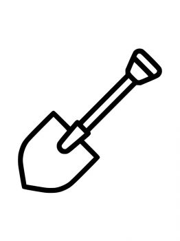 Shovel-coloring-pages-1