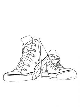 Sneakers-coloring-pages-5