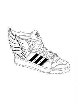 Sneakers-coloring-pages-7