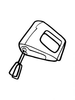 Stand-Mixer-coloring-pages-7