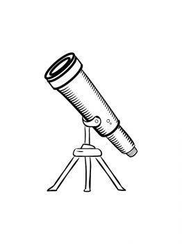 Telescope-coloring-pages-12