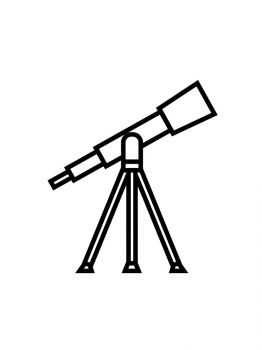 Telescope-coloring-pages-17