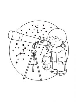 Telescope-coloring-pages-3