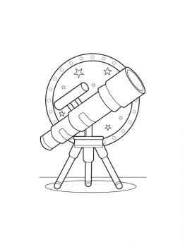 Telescope-coloring-pages-4