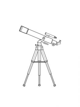 Telescope-coloring-pages-9