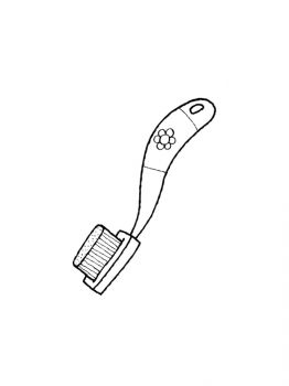 Toothbrush-coloring-pages-2