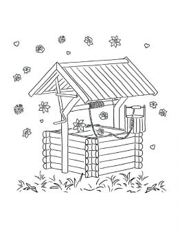 Water-Well-coloring-pages-1