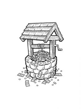 Water-Well-coloring-pages-4