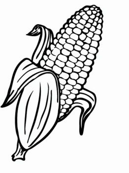 Vegetables-Corn-coloring-page-7