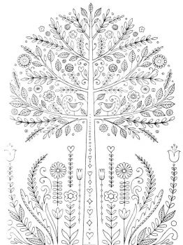 adult-coloring-pages-tree-11